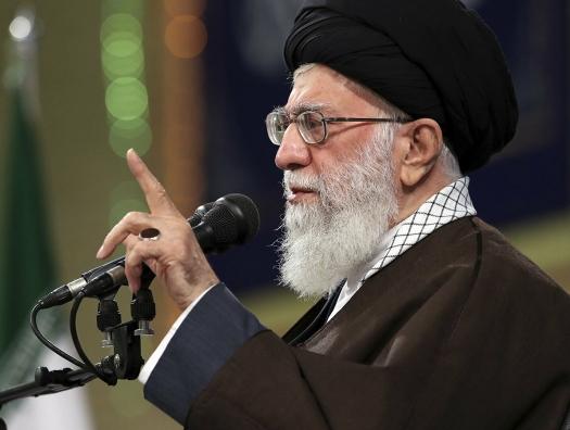 Вмешался Хаменеи и строго предупредил