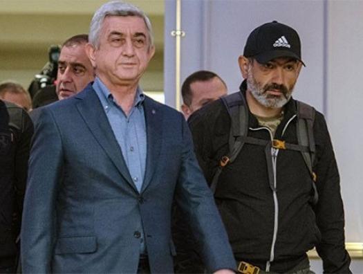Саргсян передумал и не слил компромат на Пашиняна