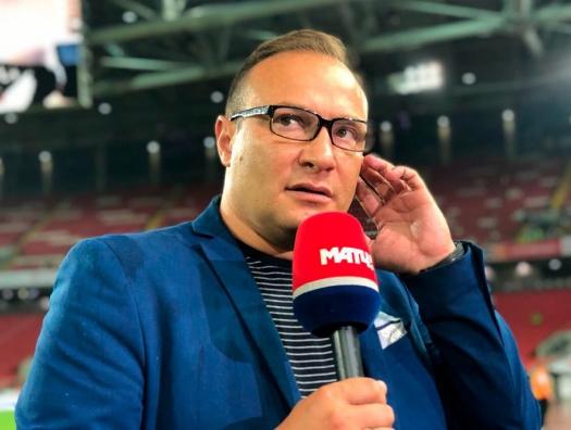 Азербайджан заблокировал и спортивного комментатора Константина Генича