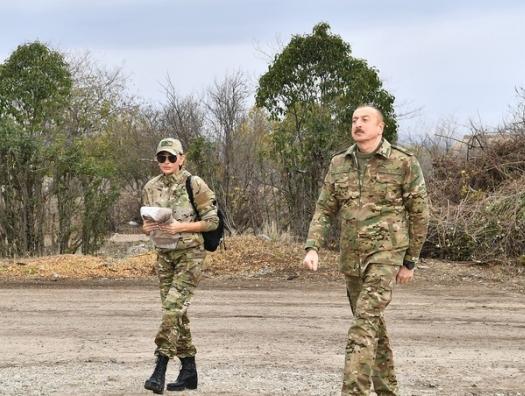 Ильхам Алиев снова победил: Армения выдала Азербайджану карту минных полей