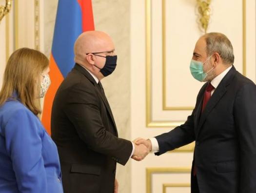 Пашинян скрытно от Москвы через Вашингтон отправил Азербайджану месседж