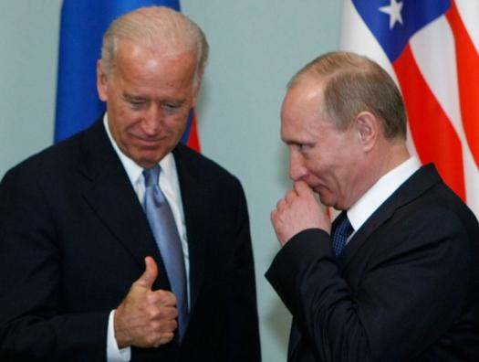 Байден играет в шашки, а Путин в шахматы? Или оба в покер?
