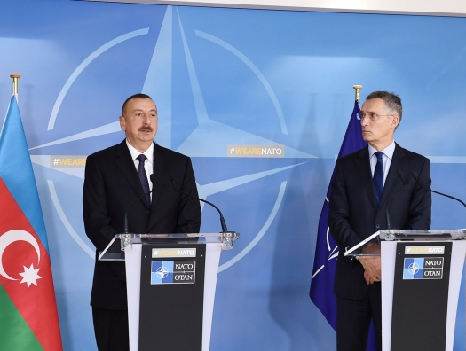Логика НАТО совпадает с логикой Ильхама Алиева