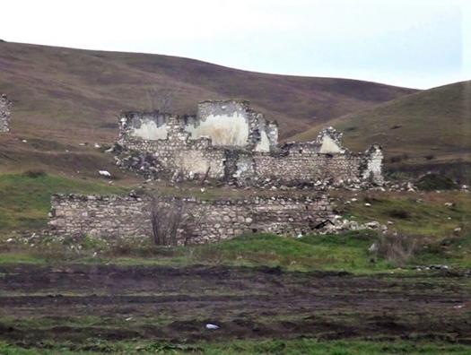 Армения претендует на Физули