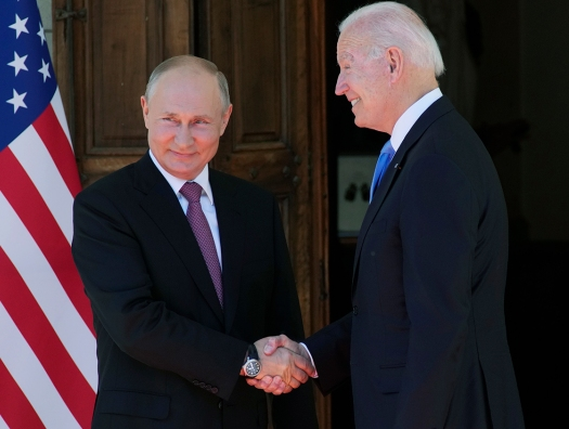 Единодушие Путина и Байдена по Карабаху
