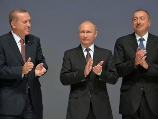 Ильхам Алиев и Эрдоган готовятся к переговорам с Путиным
