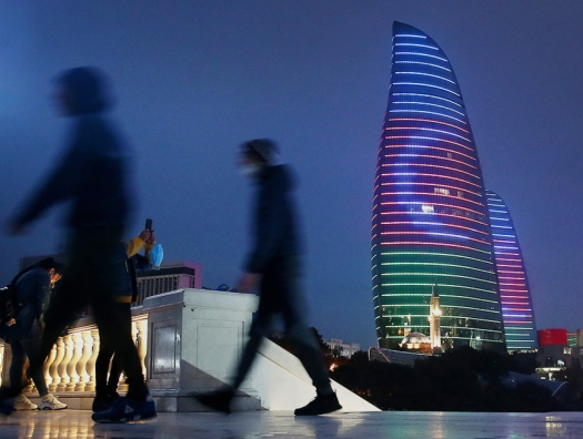 Азербайджан опередил Грузию и Армению по оценке ООН