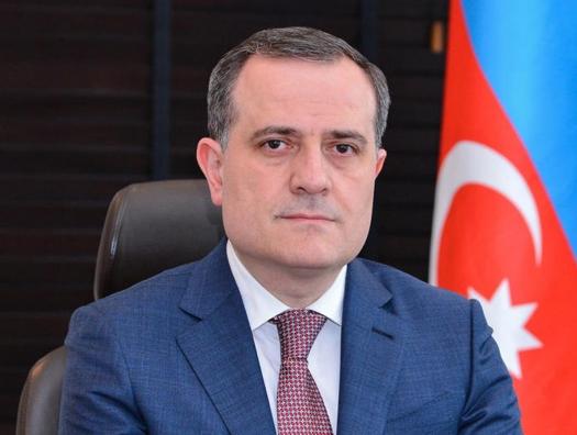 """Джейхун Байрамов: """"Мы призываем Армению к мирному соглашению"""""""