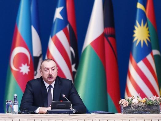 Базовый подход Ильхама Алиева: никаких военных баз