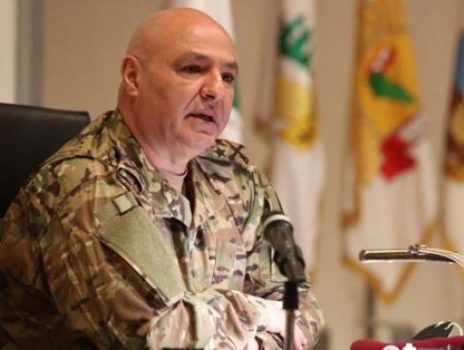 Запад выставляет против Хизбаллы генерала Ауна