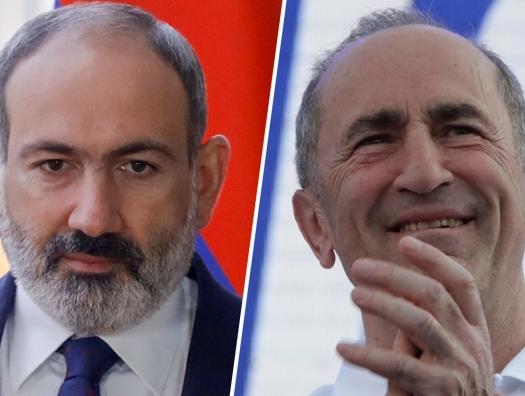 Начался подсчет голосов: Пашинян или Кочарян?