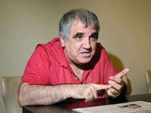 Арам Габрелянов объявил о победе Кочаряна