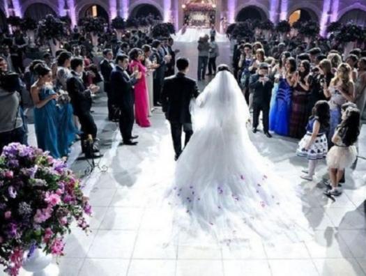 В Азербайджане снят запрет на проведение свадеб