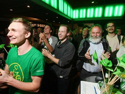 «Зелёные» Германии ответили haqqin.az: у нас нет времени на Азербайджан