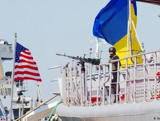 Откуда появилось сообщение, что Украина может открыть огонь по российским кораблям?