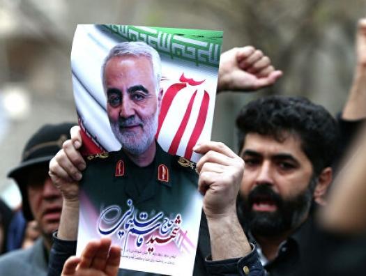 Время расплаты за убийство Сулеймани: от странной гибели подполковника Уиллиса до дворцовых интриг в Тегеране