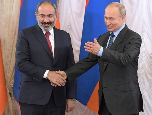 Путин понимает, что Армения выбрала не Карабах, а развитие