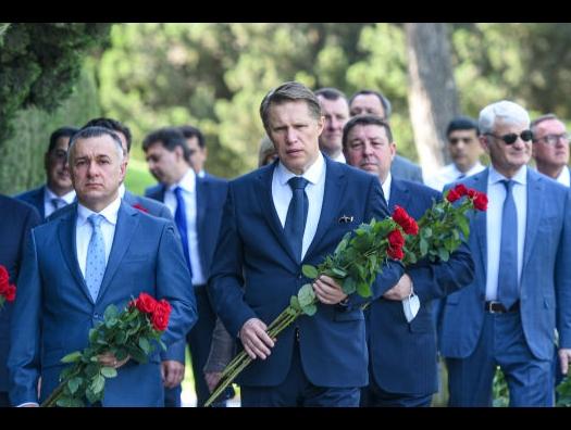 Россия с Азербайджаном говорят о безопасности, то есть о пандемии