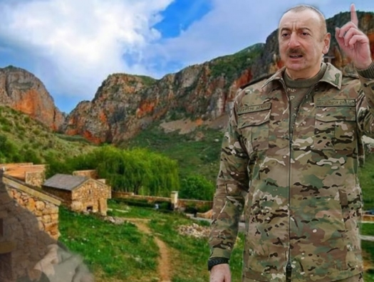 Алиев, Нариманов, Зангезур