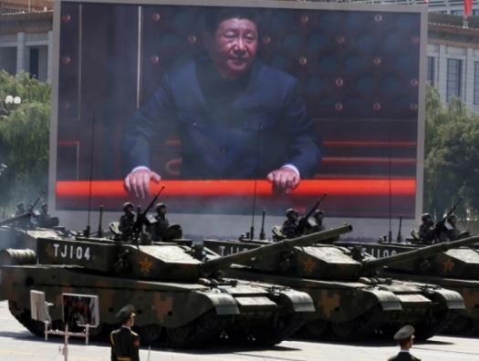 А китайцы сидели и ждали: когда же по Афганистану проплывет труп США