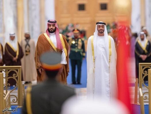 Глубокая трещина между Саудовской Аравией и Арабскими Эмиратами