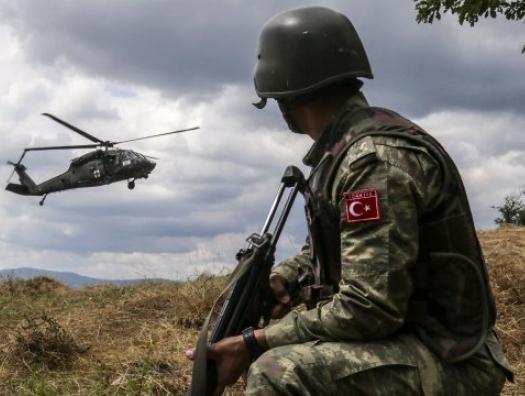 Коса талибов наткнулась на турецкий камень
