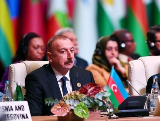 Ильхама Алиева попросили остаться еще на один год