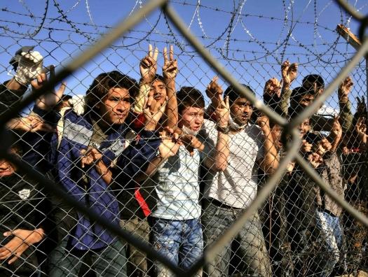 Все закрыли двери перед афганскими беженцами