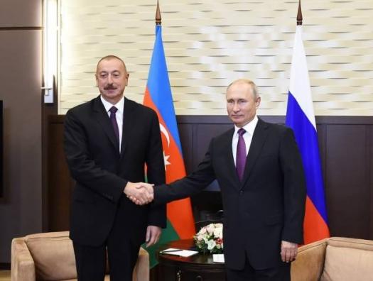 Ильхам Алиев обсудит с Путиным мир с Арменией и отношения с Россией