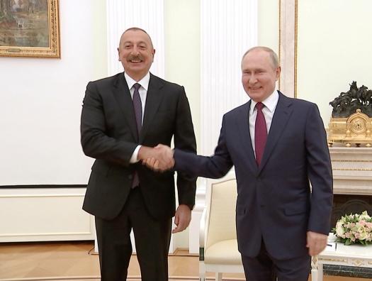 Путин и Алиев договорились. И Вольвач спешит в Баку