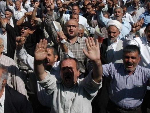 В Иране протестующие ностальгируют по шаху