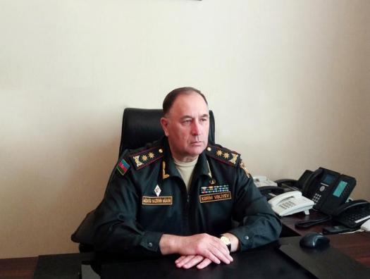 Президент назначил Керима Велиева начальником Генштаба Вооруженных сил Азербайджана