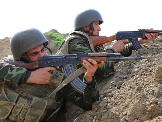 Перестрелка в Кельбаджаре: погиб азербайджанский солдат