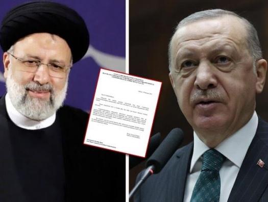 Эрдоган и Раиси: не без драматизма, но с успехом