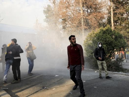 Беспорядки в иранском Азербайджане