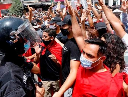 Госпереворот в Тунисе: новая арабская весна не за горами