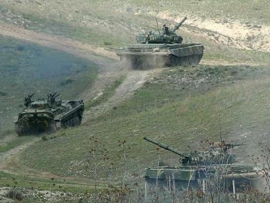 Минобороны Азербайджана: Армения задействовала танки в боях