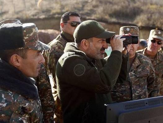 Пашинян готовит новую войну против Азербайджана