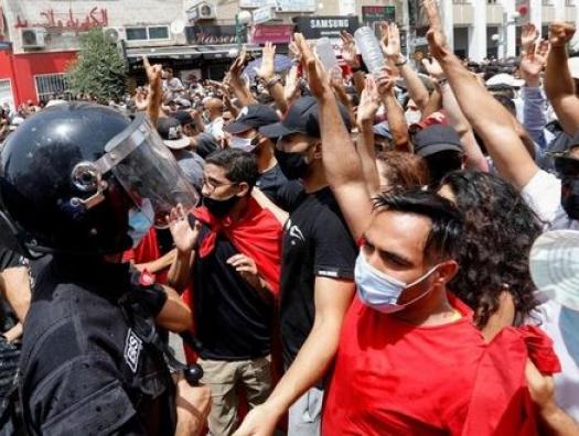 Заговор против Турции в Тунисе