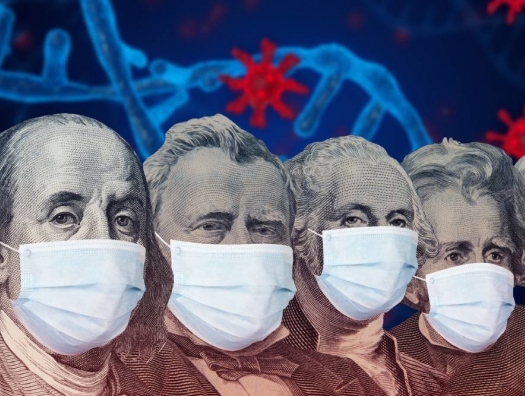 И Америка проиграла коронавирусу. Новая волна смертельно ударила по рейтингу Байдена
