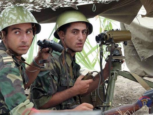 В Ханкенди паника: в город вошли азербайджанские солдаты?