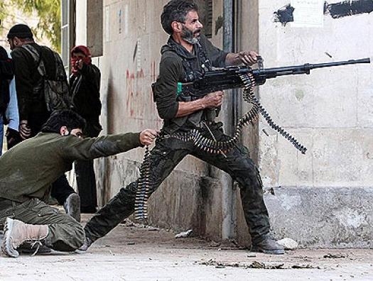 Бои в Дараа аль-Баляд: сломалась тонкая хрустальная палочка