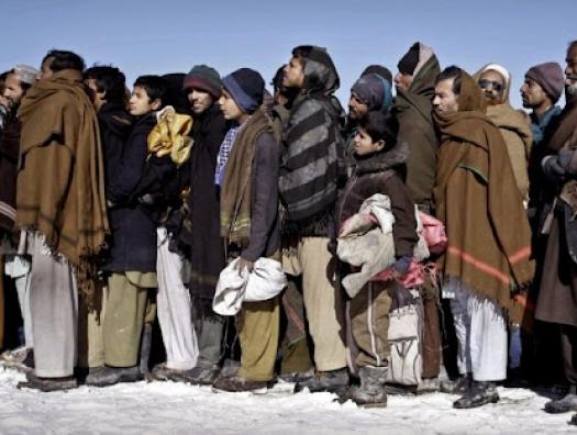 На Турцию идут 6.5 миллионов афганцев