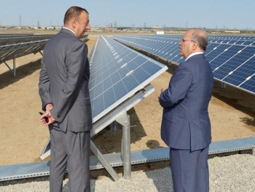 Ильхам Алиев - первый и у Каспийского энергокольца