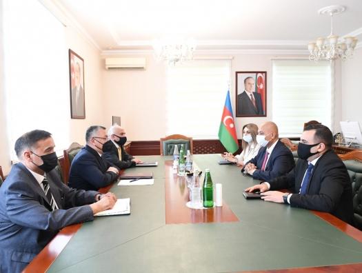 Ровшан Рзаев рассказал британскому политику о большом возвращении в Карабах
