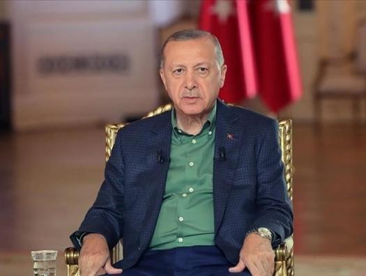 Эрдоган: «Ильхам Алиев отправит «Амфибию»
