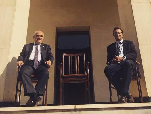 Джагарян в Иране всем надоел, или Лестница в никуда