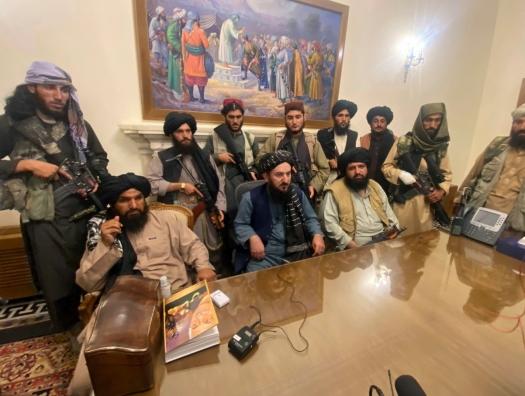 Все самое интересное и страшное в Афганистане только начинается