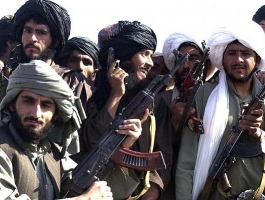 Талибы пронеслись табуном. Оказалось, что Афганистан китайский