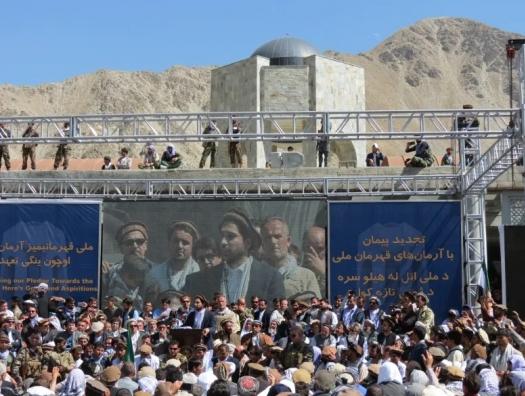 ЦРУ разрывается между масудовцами и талибами
